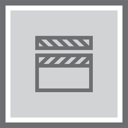 Film Or Cinema Sign Movie Symbol