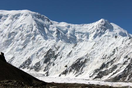 kyrgyzstan: Pobeda Peak - Kyrgyzstan