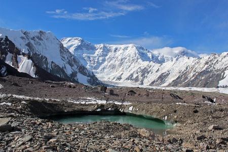 kyrgyzstan: Pobeda Peak - Kirguist�n