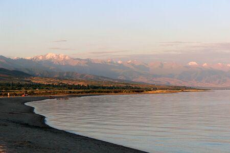 issyk kul: Lake Issyk Kul