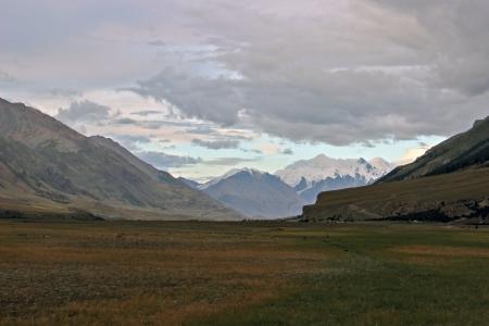 kyrgyzstan: Kyrgyzstan - Central Tien Shan region