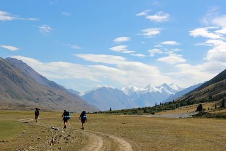 Kyrgyzstan - Central Tien Shan region