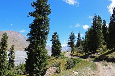 kyrgyzstan: Kirguist�n - Central Tien Shan regi�n