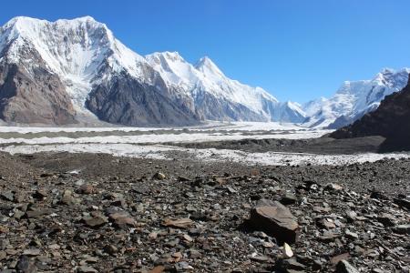 khan: Kyrgyzstan - Central Tien Shan region, Chapaev Peak, Khan Tengri