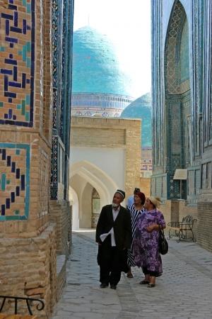 peregrinación: Uzbekist�n peregrinaci�n a Khiva