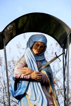 Maria statue Stock Photo - 17127588