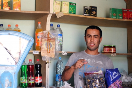 mediaval: Uzbekistan - Bukhara shop