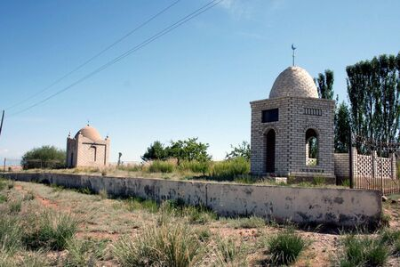 issyk kul: Road to Issyk - Kul , Kyrgyzstan