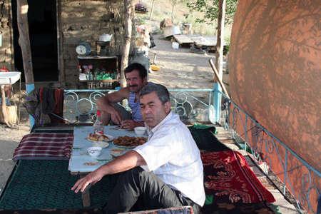 kirgizia: Uzbek people in Toktokul
