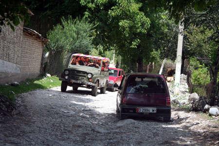 kyrgyzstan: Arslanbob, Kirguist�n