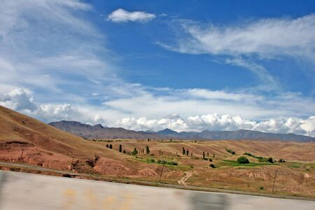 kyrgyzstan: Tien Shan mountains, Kyrgyzstan