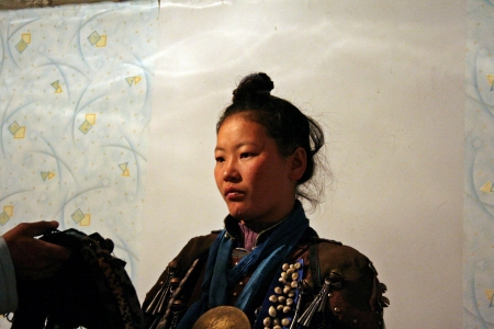 seance: Shamanic seance in Mongolia