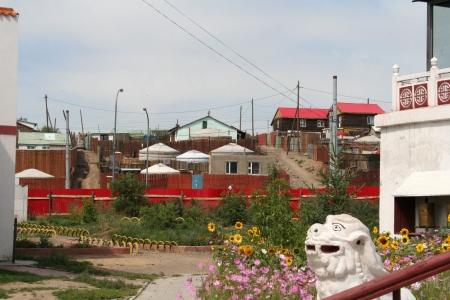 periferia: Ulaanbataar