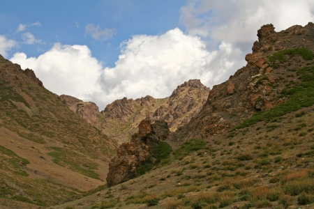 Gobi Yolyn Am Valley, Mongolia