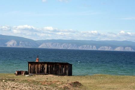 Olkhon island, lake Baikal, Siberia, Russia Stock Photo - 18266954
