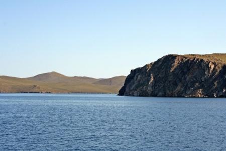 Lake Baikal in Russia  photo