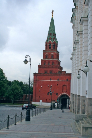 Kremlin tower, Moscow, Russia Stock Photo - 18205426