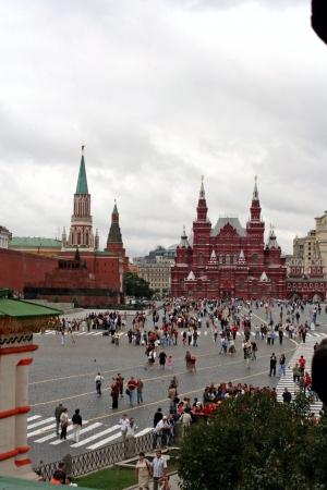 red square moscow: La Plaza Roja de Mosc�, Rusia