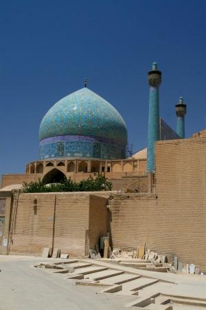 imam: Jameh Mosque in Esfahan  Isfahan  - Iran  Stock Photo