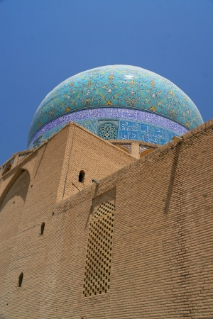 Jameh Mosque in Esfahan  Isfahan  - Iran  photo