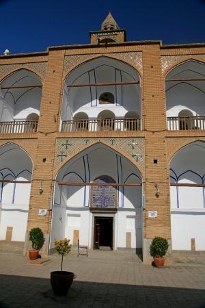 esfahan: Vank Cathedral in Esfahan  Isfahan  - Iran