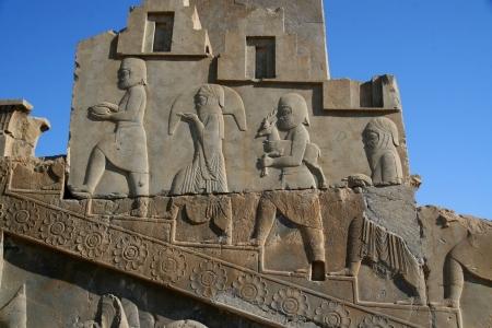 Persepolis, historical complex Iran