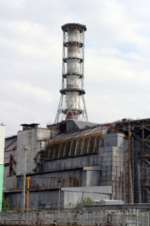 chernobyl: Chernobyl nuclear power station
