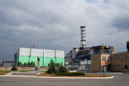 Chernobyl nuclear power station Stock Photo - 18479182