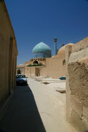 imam: Imam Mosque, Isfahan, Iran  Editorial