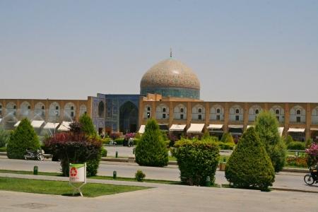 Sheikh Lutf Allah Mosque in Esfahan  Isfahan  - Iran