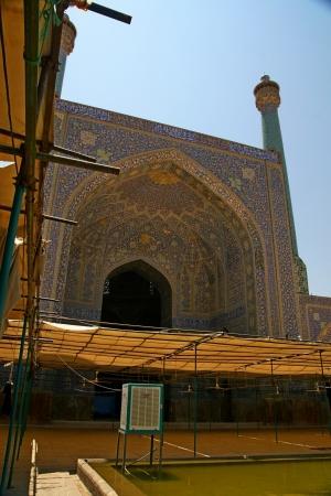 Jameh Mosque in Esfahan  Isfahan  - Iran  Stock Photo - 18510043
