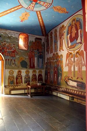 Orthodox cathedral church in Caucasus area - Sameba Cathedral, Georgia Stock Photo - 18536723