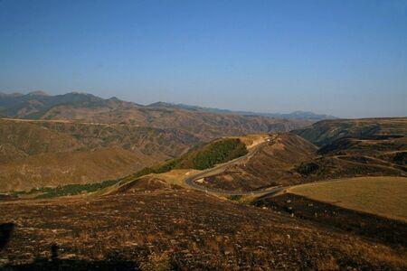 Mountains in Nagorno-Karabakh Stock Photo - 18552781