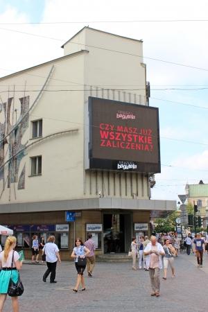 cracovia: Bagatela Theatre in Krakow, Poland