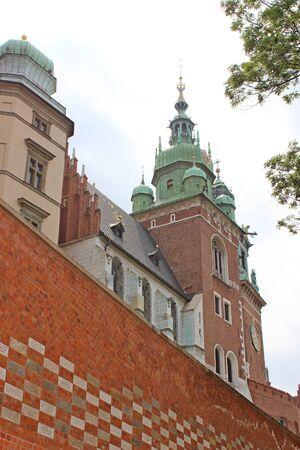 wawel: Wawel Castle in Cracow, Poland