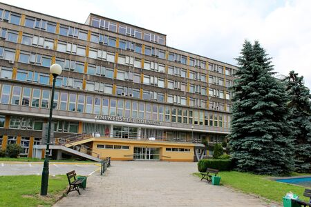Agricultural University of Cracow, Poland