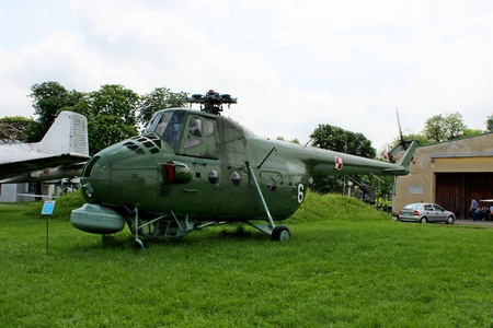 raf waddington: military helicopter Editorial