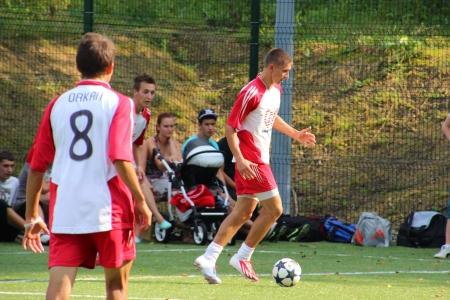 amateur: F�tbol amateur, Malopolska, Polonia Editorial