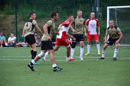 Amateurvoetbal, Malopolska, Polen Redactioneel