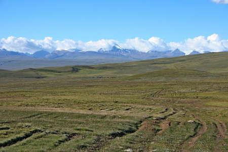 kyrgyzstan: Tien-Shan Syrts, Kyrgyzstan