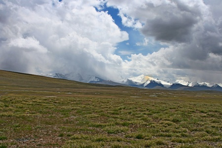 kyrgyzstan: Tien-Shan Syrts, Kirguist?n