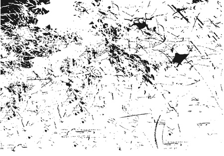 deteriorate: scratch  texture