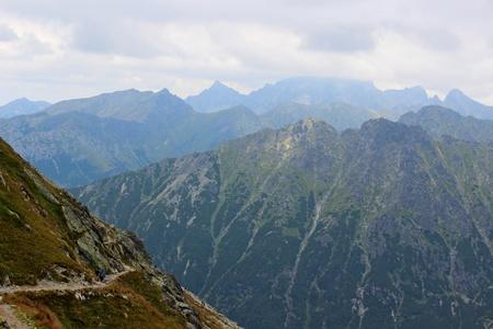 mnich: Polish Tatras  Stock Photo