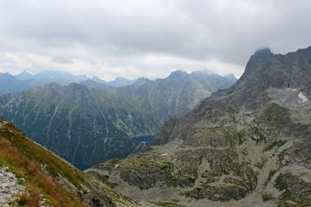 giewont: Mieguszowiecki mountain in Polish Tatras