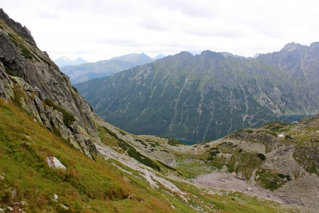 morskie: Polish Tatras  Stock Photo