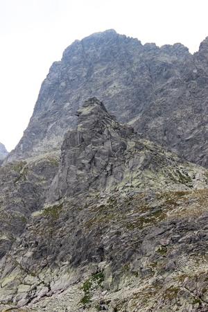 mnich: Mnich mountain in Polish Tatras