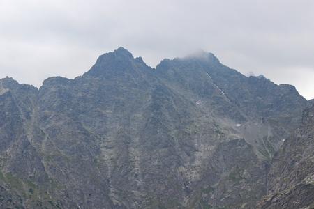 tatra: Tatra Mountains, mount Rysy