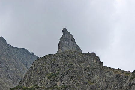 Mnich mountain in Polish Tatras  photo