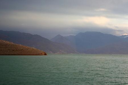 kyrgyzstan: Toktogul lago regi�n, Kirguist�n