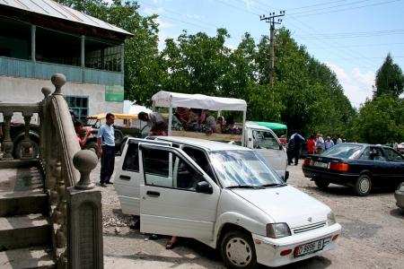 kyrgyzstan: Arslanbob, Kirguist?n